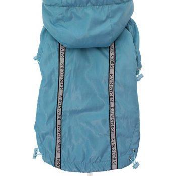 Teal Blue Jacket