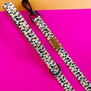 Guinzaglio Luxe Leopard