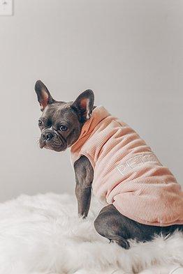 Gilet Pink Mia