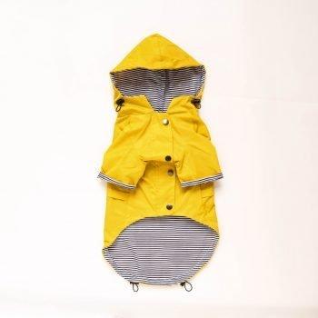 Impermeabile Yellow