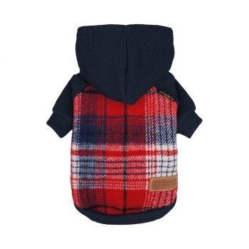 Maglione Red and Blue Tartan
