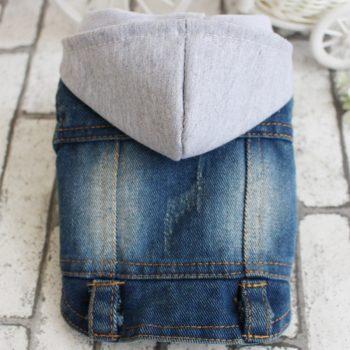 Gilet in Jeans