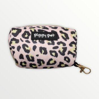 Porta sacchetti Lux Leopard