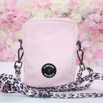 Borsa da Passeggio - Pink Lux Leopard
