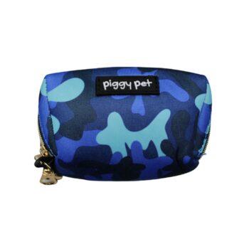 Porta sacchetti Blue Camo